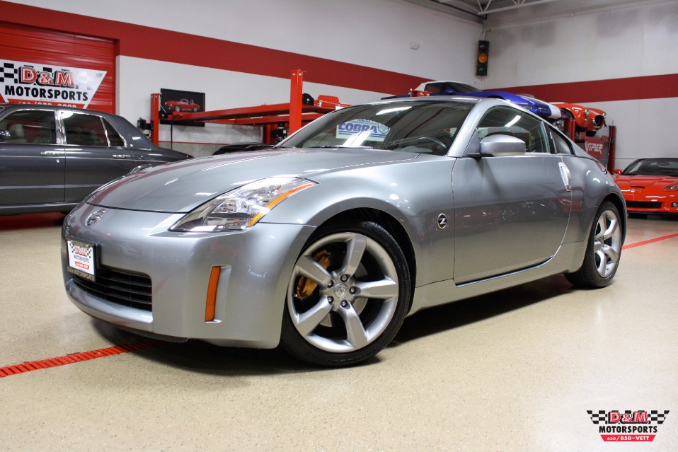 2018 nissan 350z. fine nissan used 2005 nissan 350z 35th anniversary edition coupe  glen ellyn il for 2018 nissan 350z u