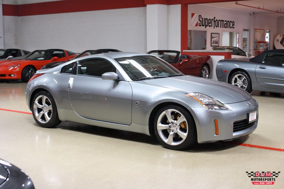 2005 Nissan 350z 35th Anniversary Edition Coupe Stock Make Your Own Beautiful  HD Wallpapers, Images Over 1000+ [ralydesign.ml]
