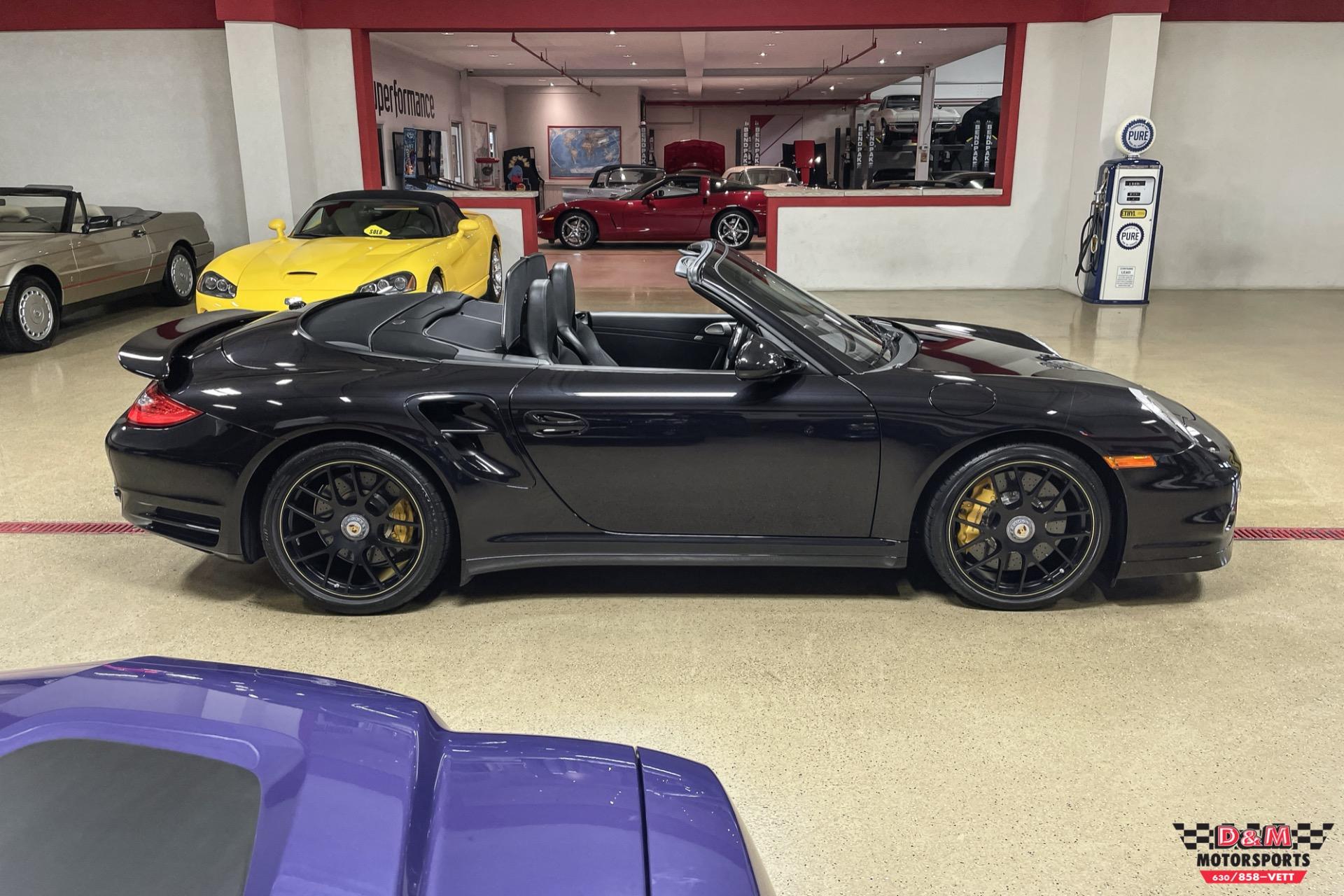 Used 2011 Porsche 911 Turbo S Cabriolet | Glen Ellyn, IL