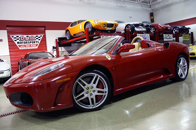 2007 ferrari f430 f1 spider stock # m4149 for sale near glen ellyn