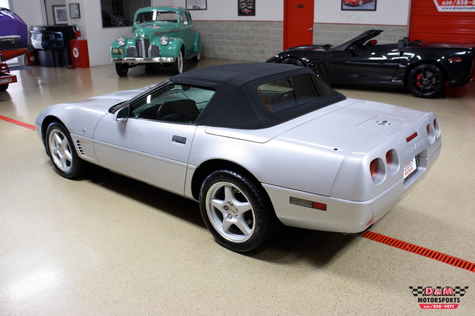 1996 corvette convertible collectors edition for sale. Black Bedroom Furniture Sets. Home Design Ideas