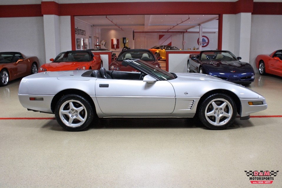 1996 corvette collectors edition convertible for sale. Black Bedroom Furniture Sets. Home Design Ideas