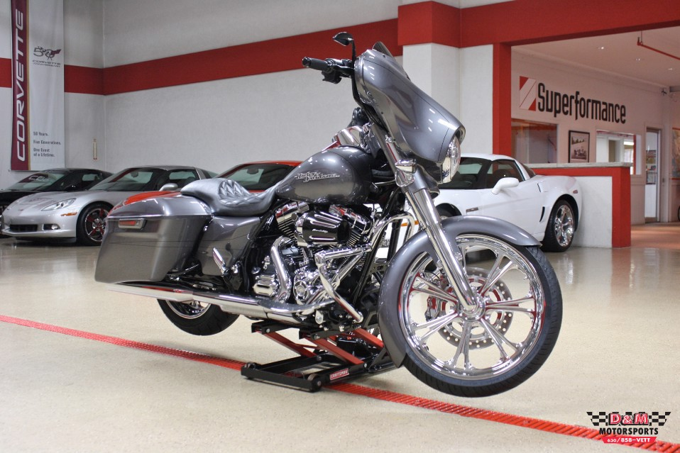 2014 Harley Davidson Flhx S Street Glide Special Stock