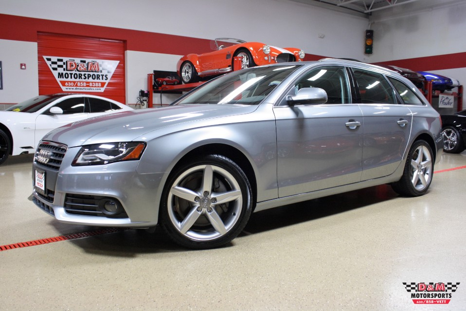 2011 audi a4 2 0t quattro avant premium plus stock m5619 for sale near glen ellyn il il. Black Bedroom Furniture Sets. Home Design Ideas