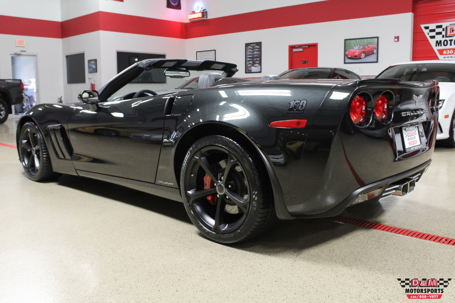 2012 Chevrolet Corvette Grand Sport Convertible Callaway