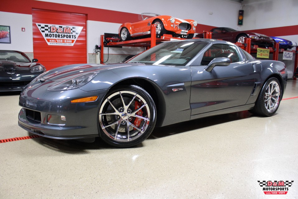2013 Corvette Z06 >> 2013 Chevrolet Corvette Z06 Stock M5640 For Sale Near Glen