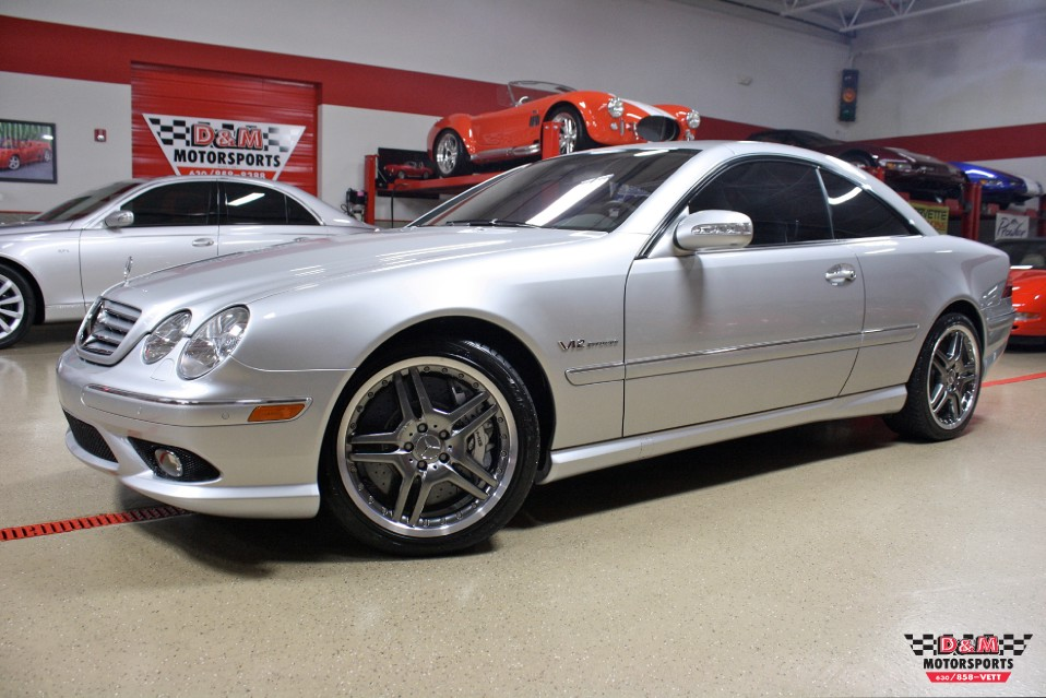 2005 mercedes benz cl65 amg stock m5658 for sale near for Mercedes benz cl65 amg for sale