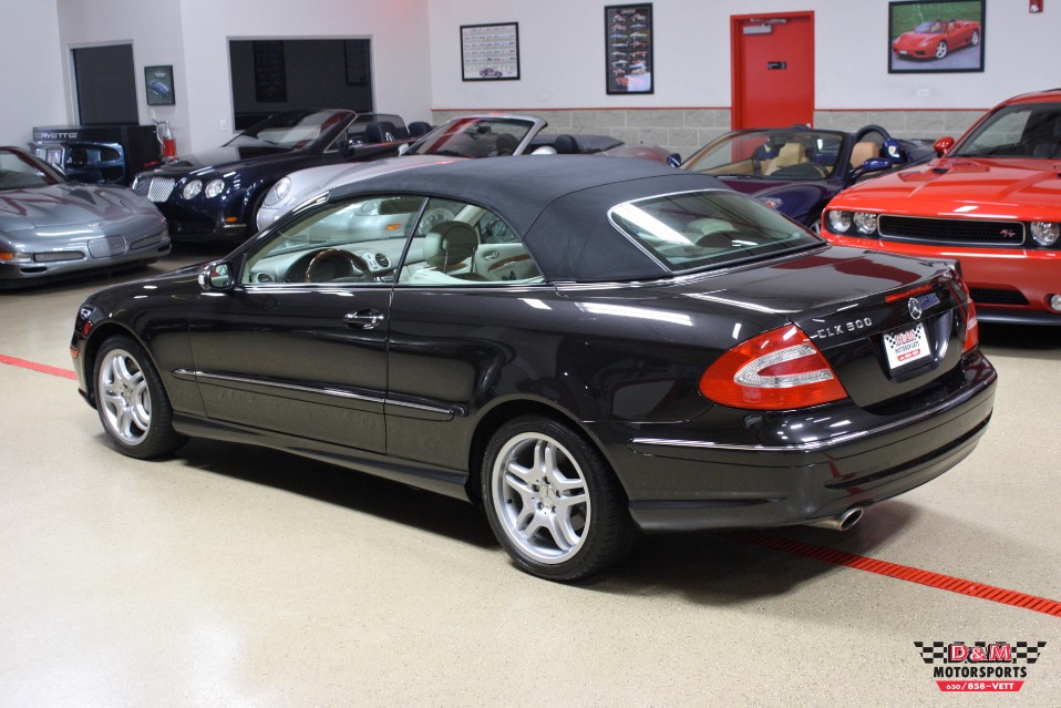 2004 MercedesBenz CLKClass CLK500 Stock  M5509 for sale near