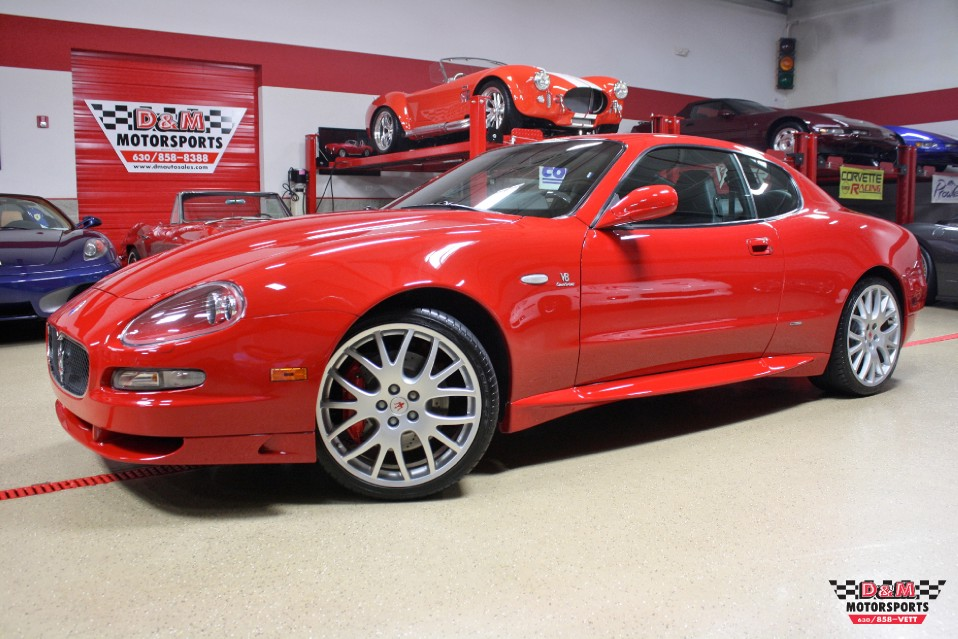 2005 Maserati GranSport Coupe Stock # M5674 for sale near ...
