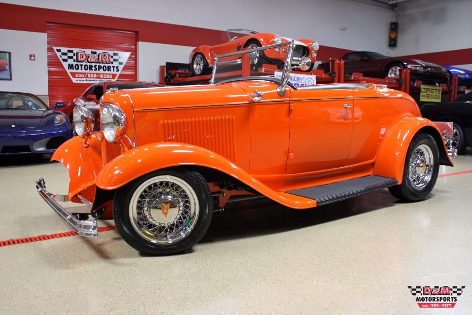 1932 Ford Roadster Stock # M5665 for sale near Glen Ellyn, IL | IL ...
