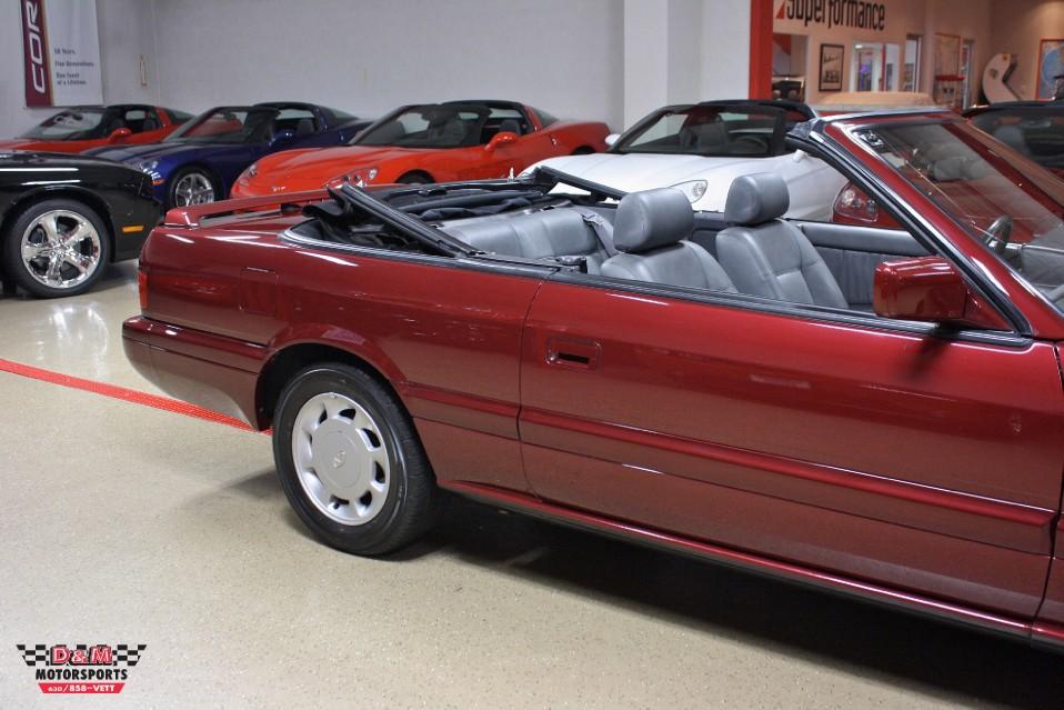 1992 Infiniti M30 Convertible Stock M5639 For Sale Near Glen Ellyn