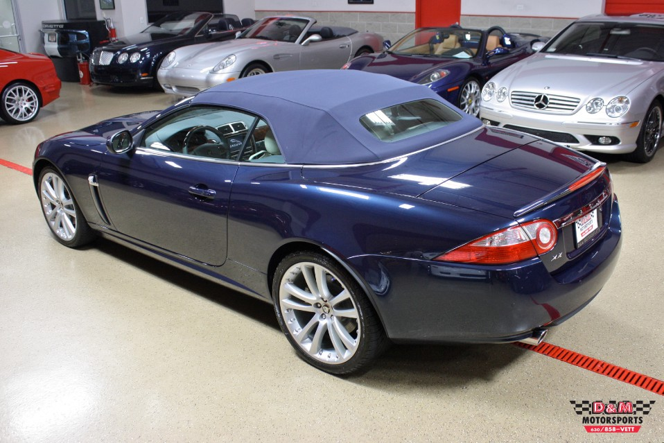 Elegant Used 2007 Jaguar XK Convertible | Glen Ellyn, IL