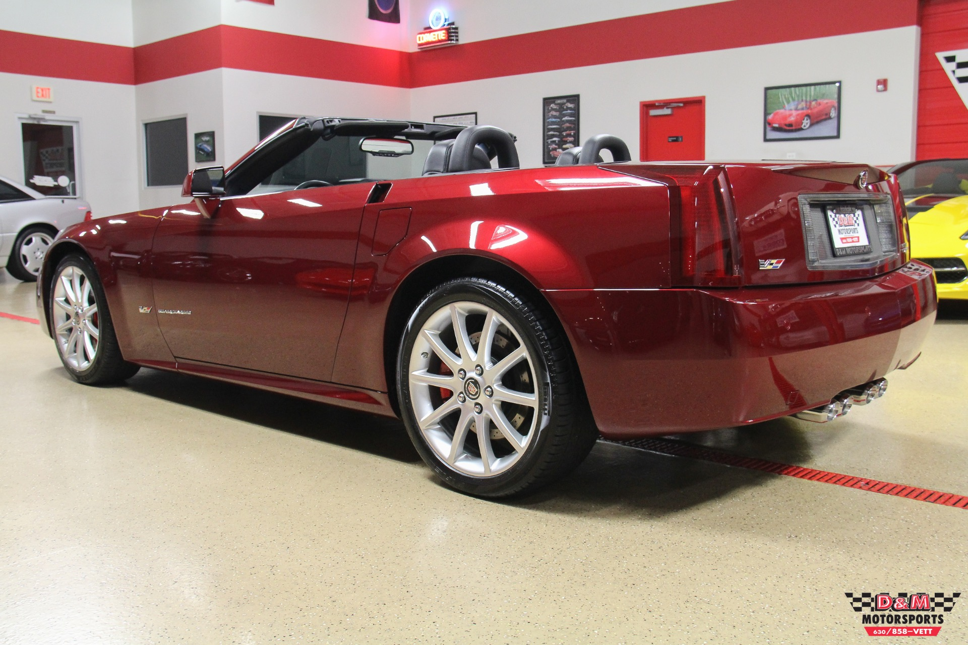 2006 Cadillac XLR V Stock # M6422 for sale near Glen Ellyn ...