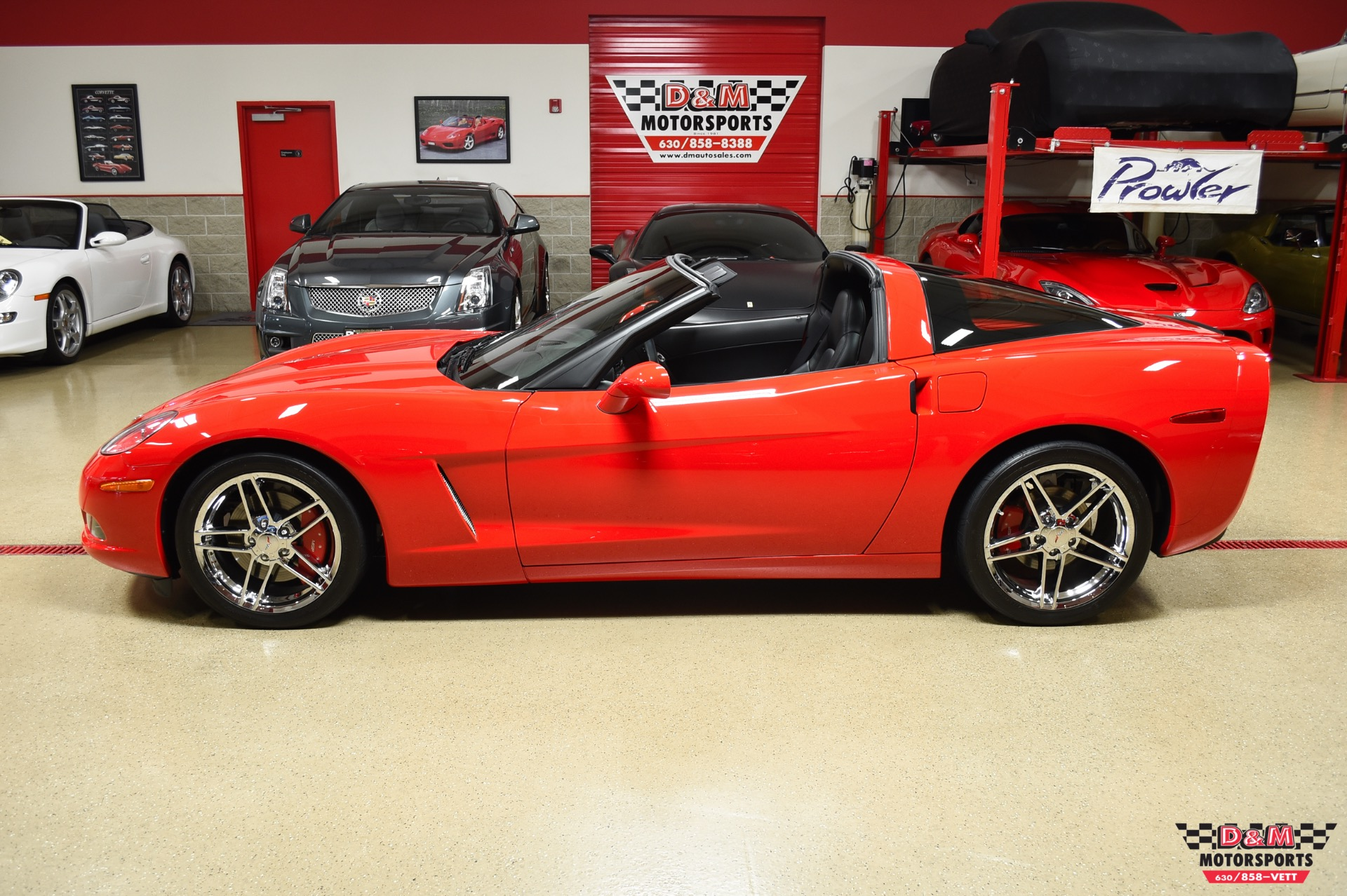 Used 2010 Chevrolet Corvette Coupe | Glen Ellyn, IL
