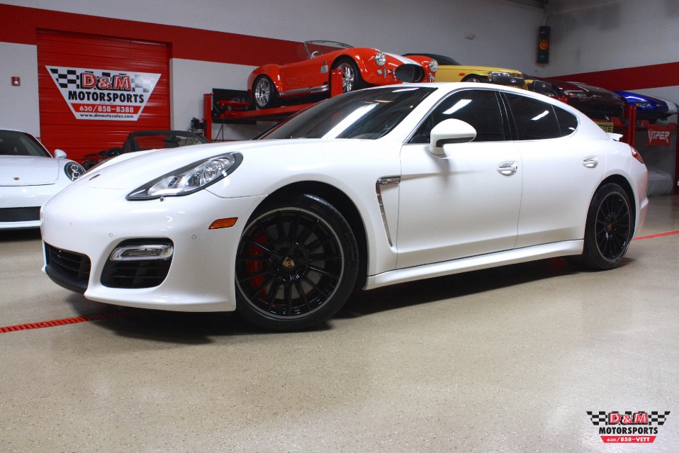 2012 Porsche Panamera Turbo S Stock M5771 For Sale Near Glen Ellyn