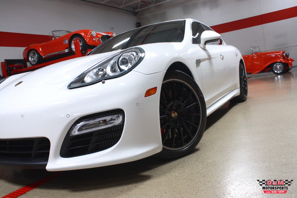 2012 porsche panamera turbo s stock m5771 for sale near glen ellyn il il porsche dealer. Black Bedroom Furniture Sets. Home Design Ideas