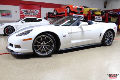 2013 Chevrolet Corvette 60th Anniversary 427 Convertible