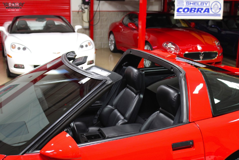 Used 1989 Chevrolet Corvette Coupe | Glen Ellyn, IL