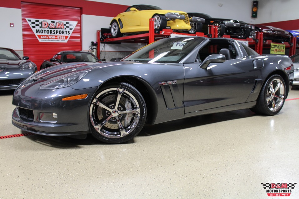 2012 chevrolet corvette grand sport coupe stock m5840. Black Bedroom Furniture Sets. Home Design Ideas