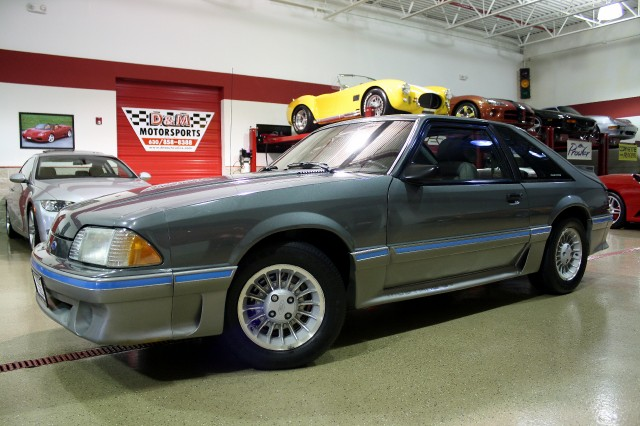 1987 ford mustang gt stock willman for sale near glen ellyn il il ford dealer. Black Bedroom Furniture Sets. Home Design Ideas