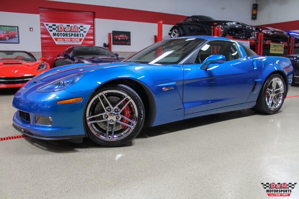 Z06 Corvette For Sale >> 2010 Chevrolet Corvette Z06 Stock # M5863 for sale near Glen Ellyn, IL | IL Chevrolet Dealer