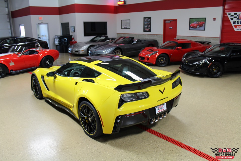 2016 chevrolet corvette c7.r edition