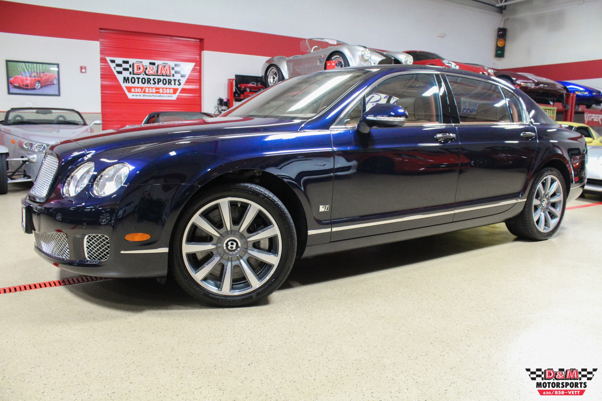 Used 2012 Bentley Continental Flying Spur Series 51 | Glen Ellyn, IL