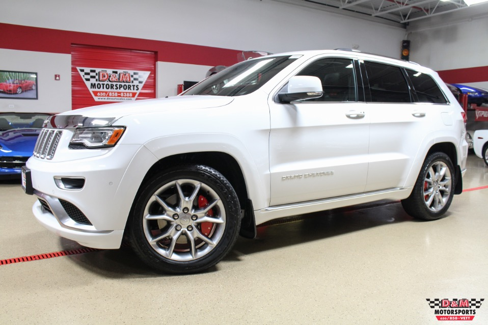 2015 jeep grand cherokee summit 4wd stock m5981 for sale near glen ellyn il il jeep dealer. Black Bedroom Furniture Sets. Home Design Ideas