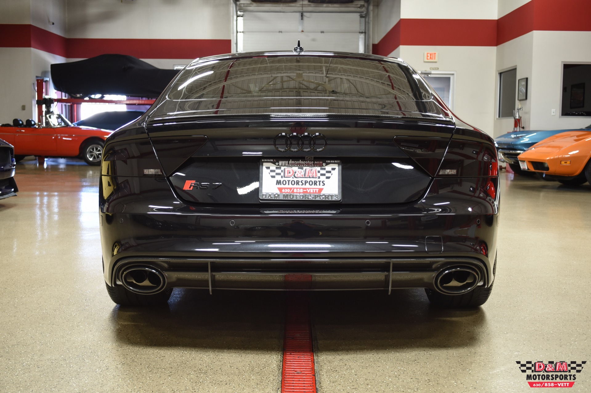 Used 2015 Audi RS 7 4.0T quattro Prestige | Glen Ellyn, IL