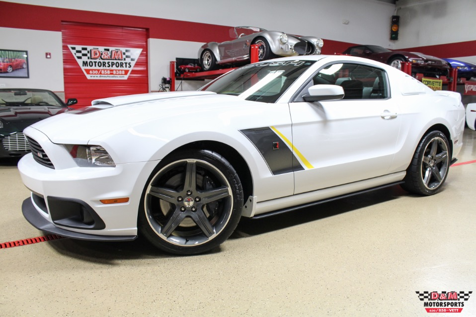 2014 ford mustang roush stage 3 coupe stock m5998 for sale near glen ellyn il il ford dealer. Black Bedroom Furniture Sets. Home Design Ideas