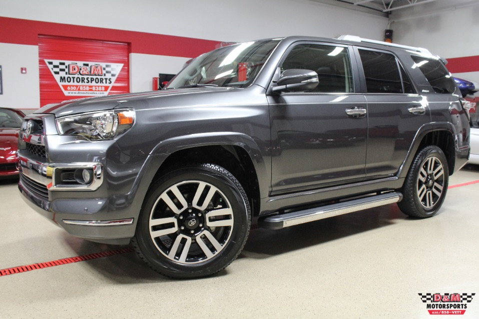 2016 toyota 4runner limited stock m6024 for sale near glen ellyn il il toyota dealer. Black Bedroom Furniture Sets. Home Design Ideas
