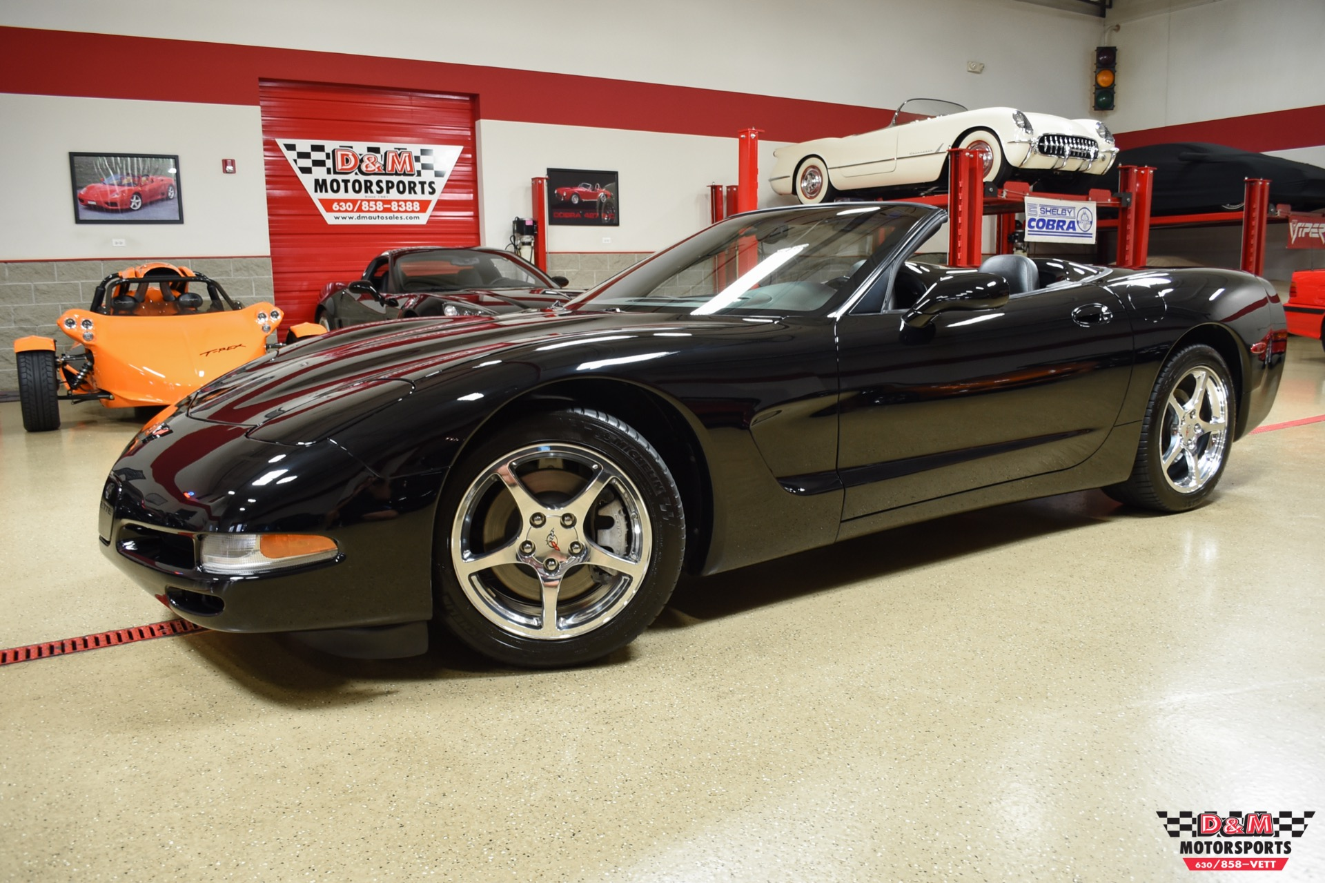 Used 2004 Chevrolet Corvette Convertible | Glen Ellyn, IL