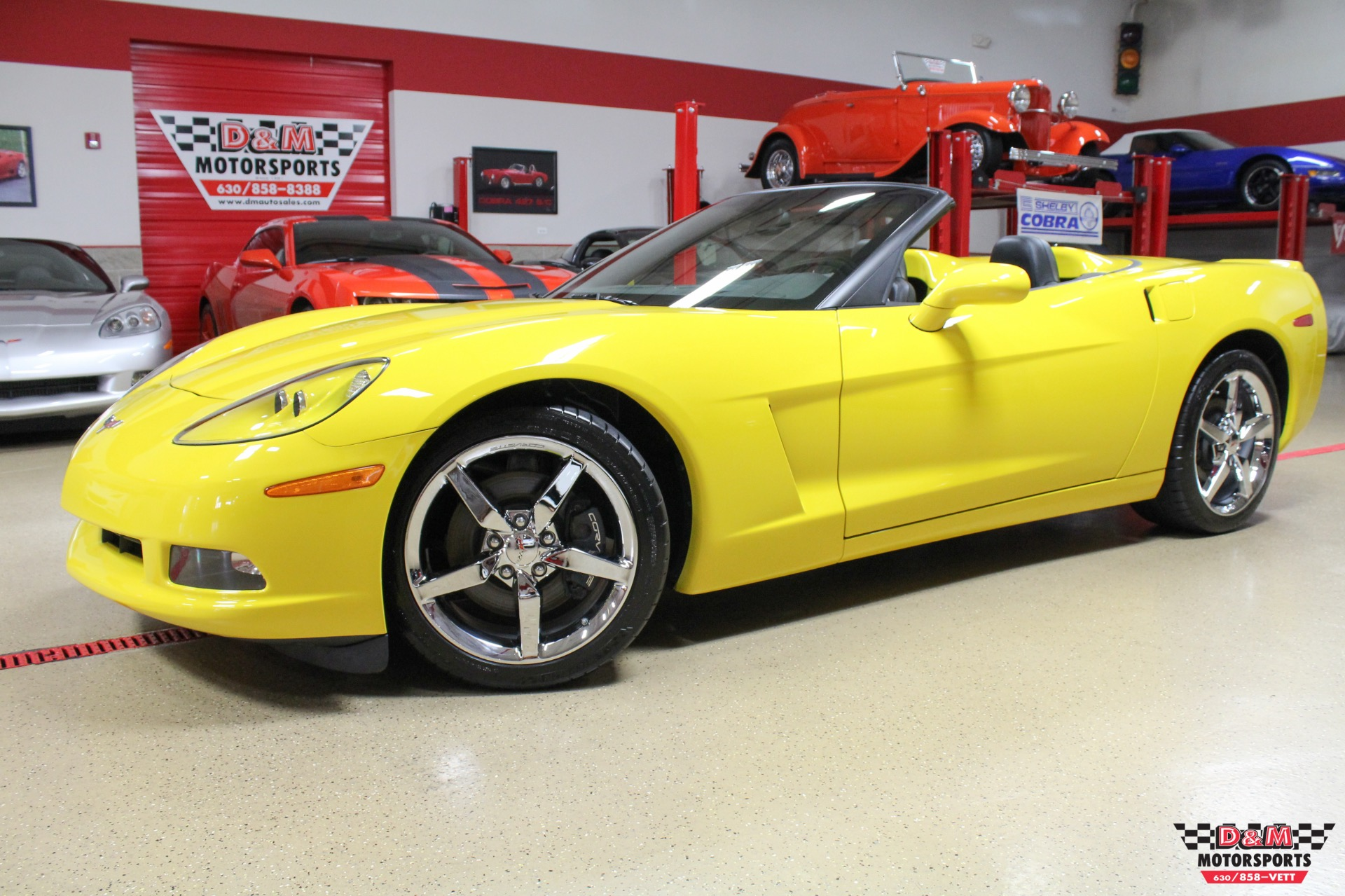 2013 Chevrolet Corvette Convertible Stock M6054 for sale near Glen