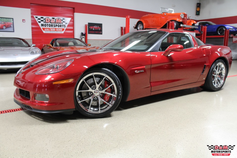 Used 2008 Chevrolet Corvette 427 Limited Edition Z06