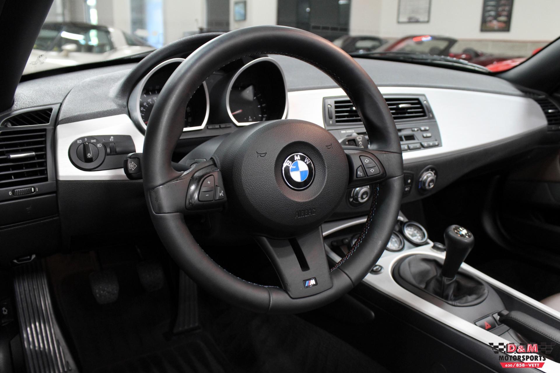 2006 BMW Z4 M Roadster Stock  M6066 for sale near Glen Ellyn IL