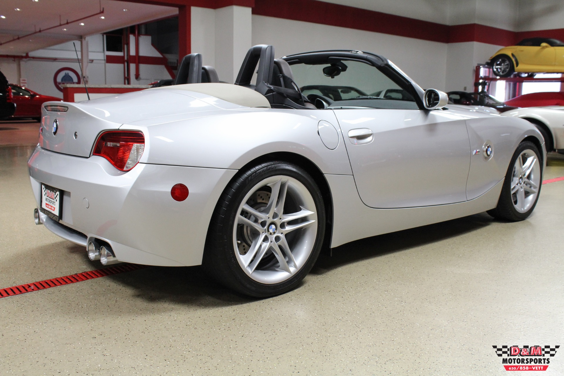 2006 BMW Z4 M Roadster Stock # M6066 for sale near Glen Ellyn, IL ...