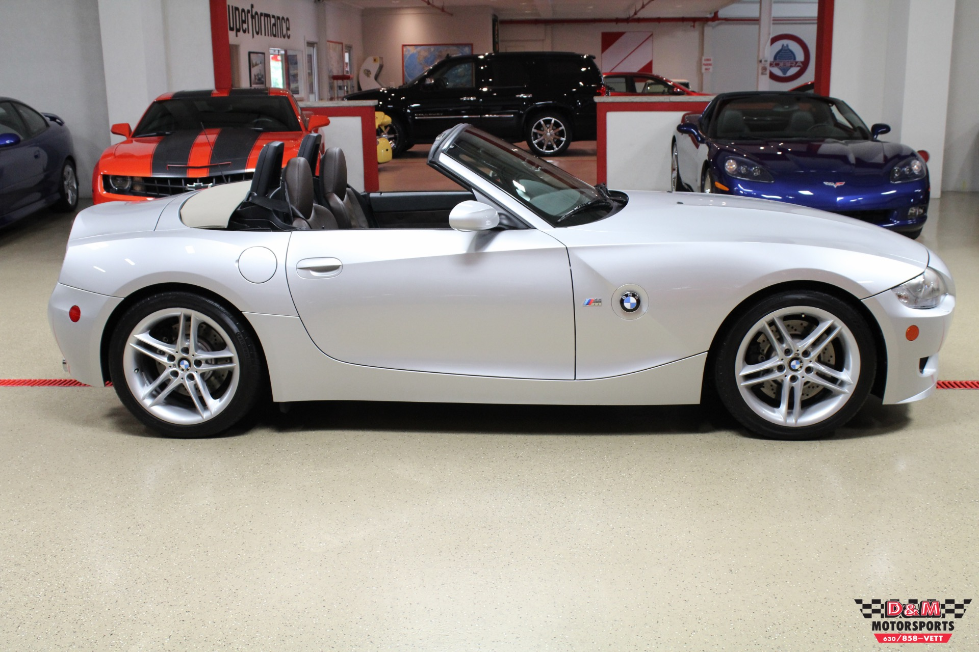2006 Bmw Z4 M Roadster Stock M6066 For Sale Near Glen
