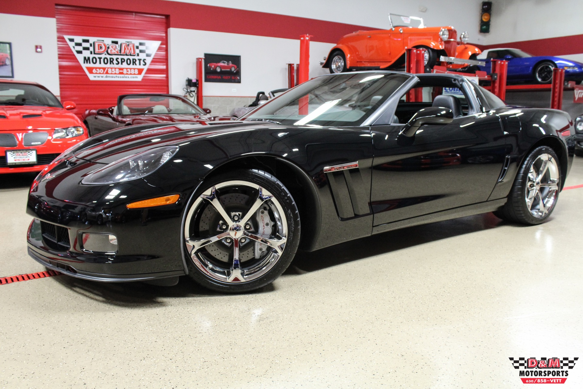 2013 chevrolet corvette grand sport coupe stock m6075. Black Bedroom Furniture Sets. Home Design Ideas