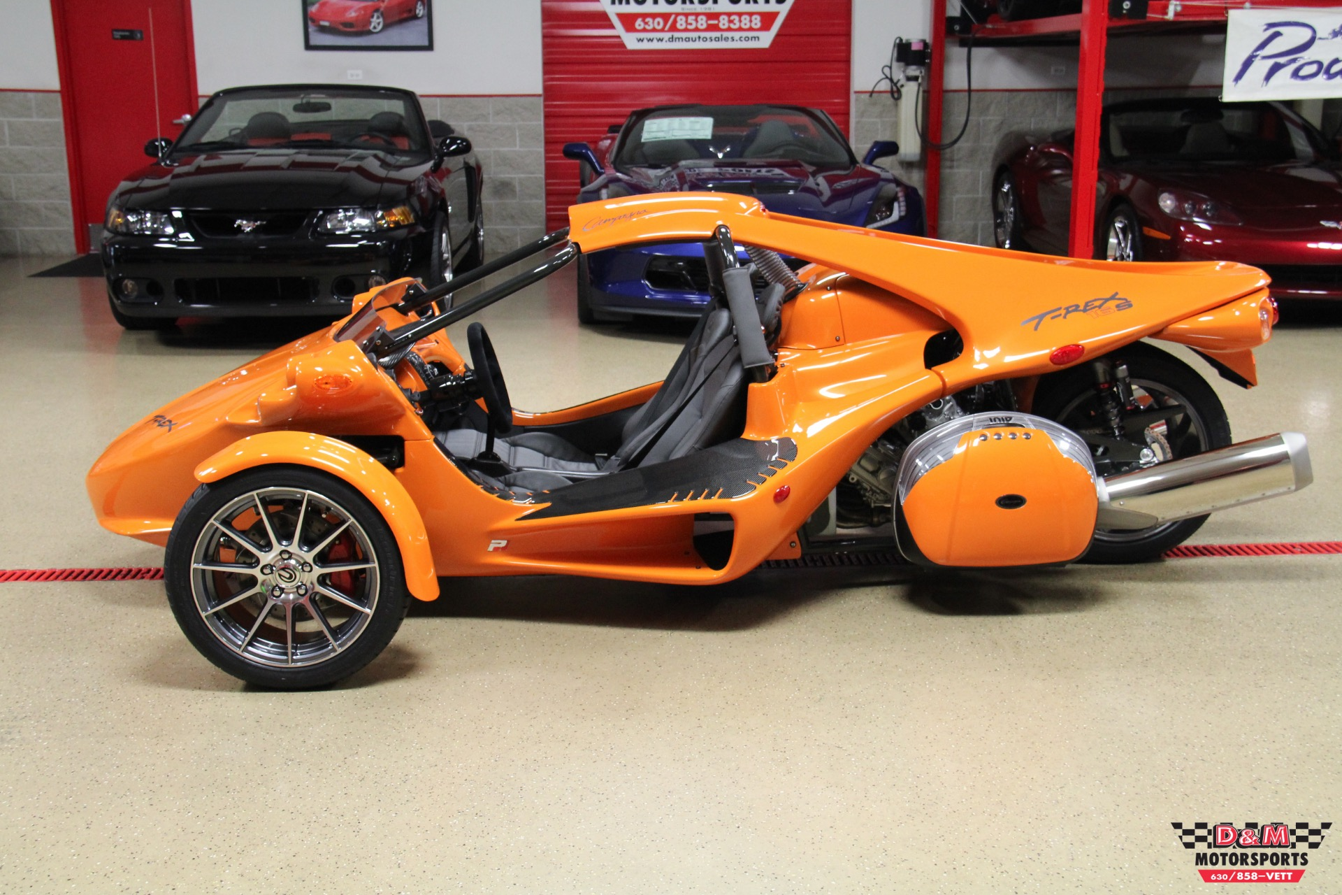 2016 campagna t rex 16sp 2 miles blaze orange new campagna t rex for sale in glen ellyn. Black Bedroom Furniture Sets. Home Design Ideas