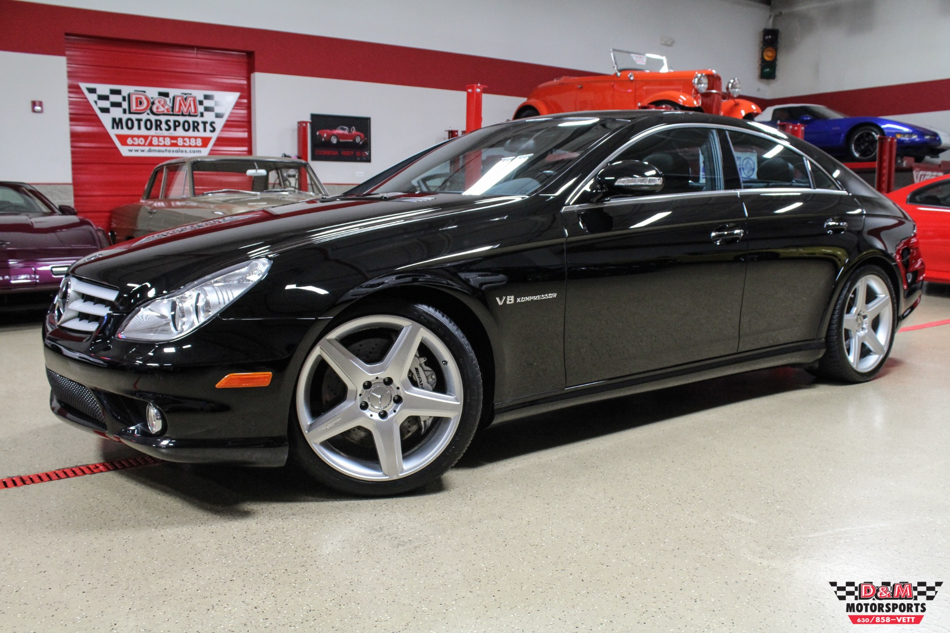 2006 mercedes benz cls 55 amg stock m6129 for sale near for 2006 mercedes benz cls55 amg