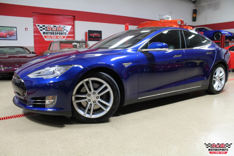 2015 tesla model s 90d stock m6138 for sale near glen ellyn il il tesla dealer. Black Bedroom Furniture Sets. Home Design Ideas