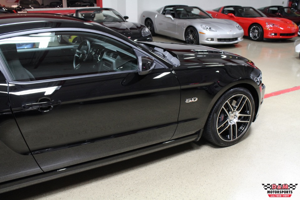 2014 Ford Mustang Gt Coupe Stock M6150 For Sale Near