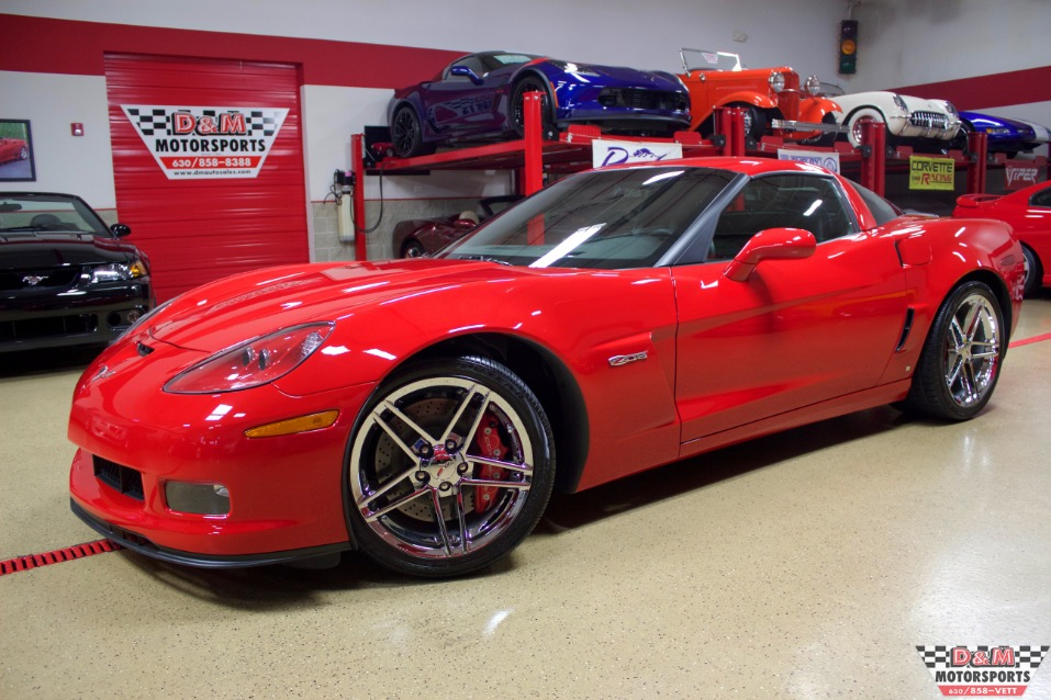 2008 chevrolet corvette z06 stock m6172 for sale near glen ellyn il il chevrolet dealer. Black Bedroom Furniture Sets. Home Design Ideas