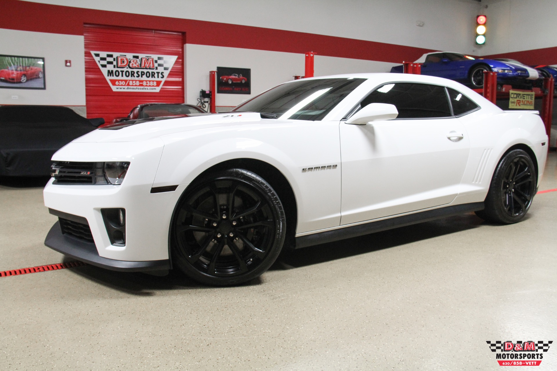 2014 Chevrolet Camaro Zl1 Coupe Stock M6184 For Sale