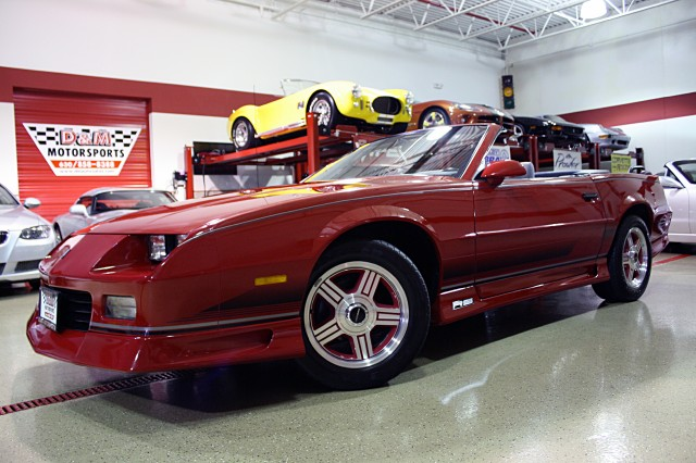 1991 Chevrolet Camaro Rs Stock Mikew91 For Sale Near