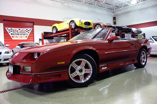 1991 Chevrolet Camaro RS Stock  MIKEW91 for sale near Glen Ellyn