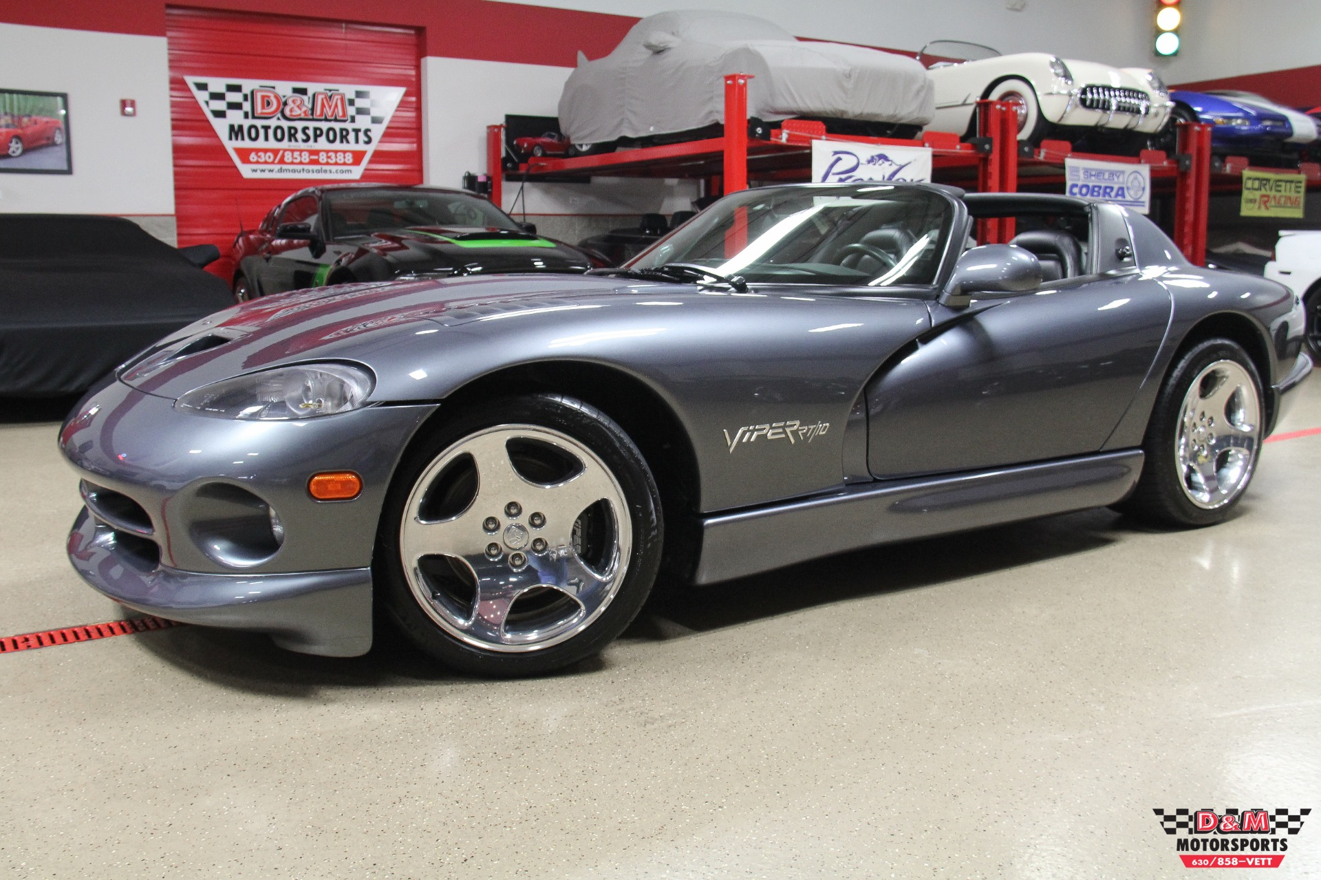 2000 Dodge Viper RT 10 Stock M6191 for sale near Glen Ellyn IL