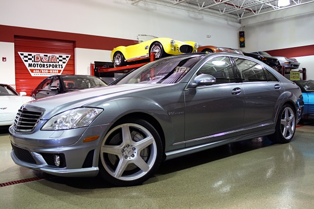 2007 mercedes benz s class s65 amg stock m4202 for sale