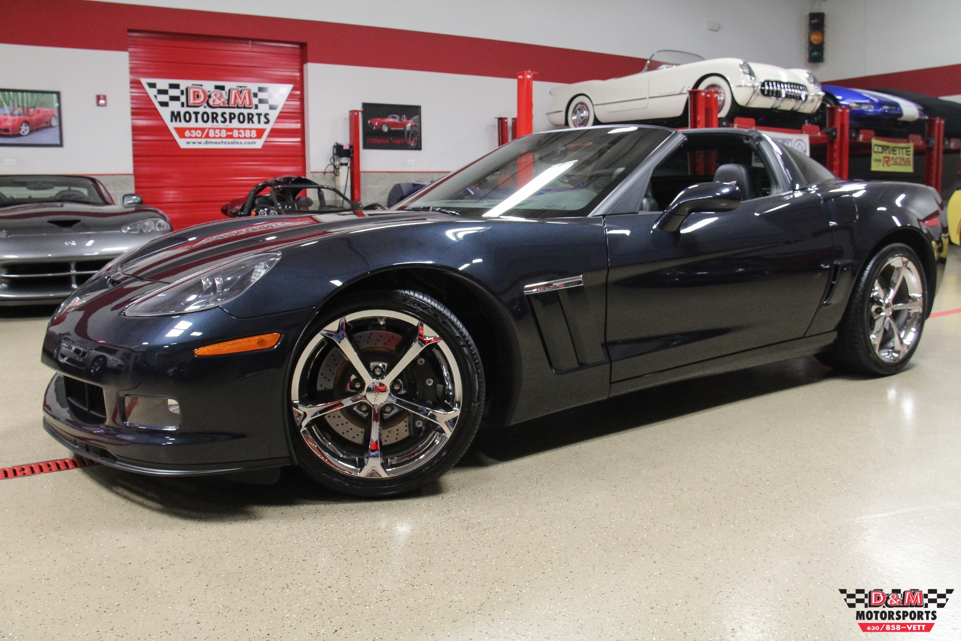 2013 chevrolet corvette grand sport coupe stock m6443. Black Bedroom Furniture Sets. Home Design Ideas