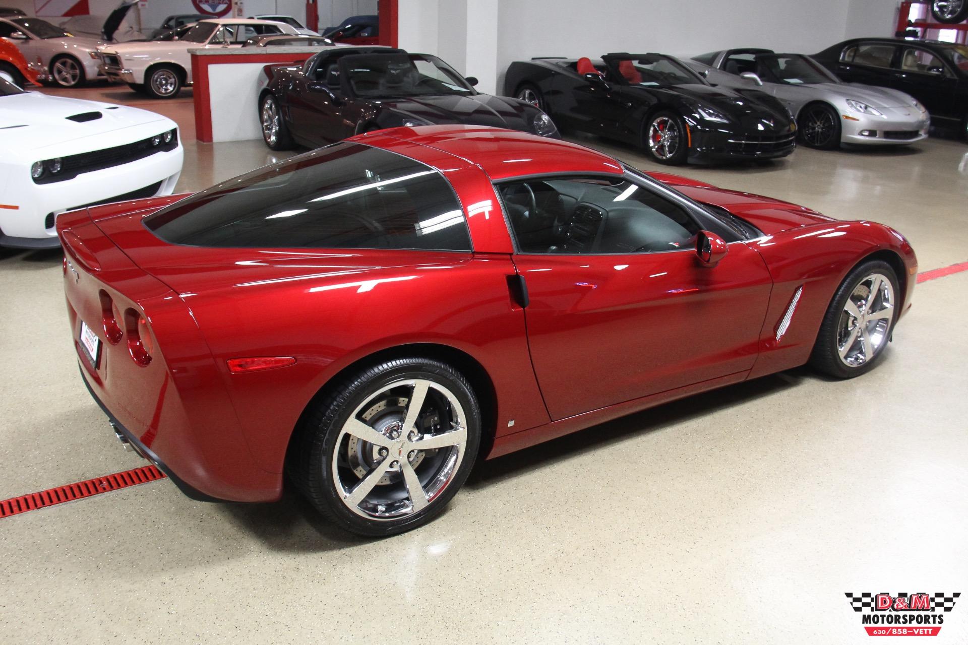 Used 2008 Chevrolet Corvette Coupe | Glen Ellyn, IL